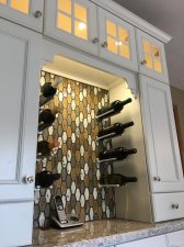 Integrating Wine Storage into your New Kitchen